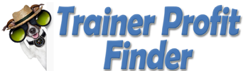 Trainer Profit Finder